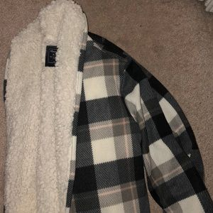 Abercrombie & Fitch Sweaters - abercrombie sherpa sweater